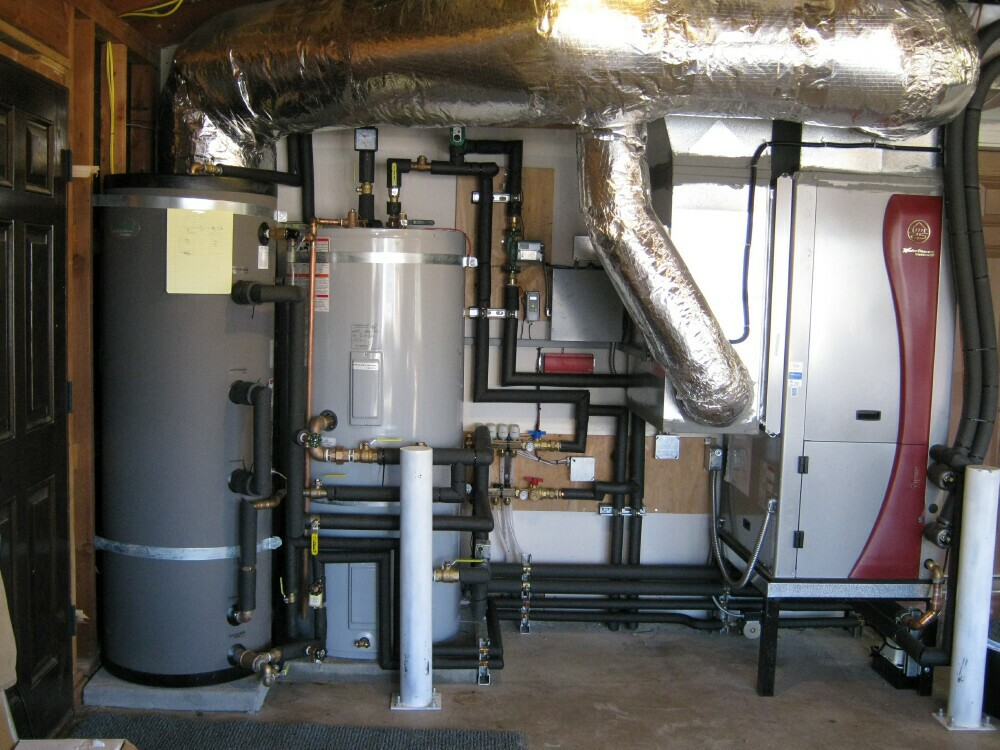 Caveman Heating And Air Conditioning Inc Ground Source